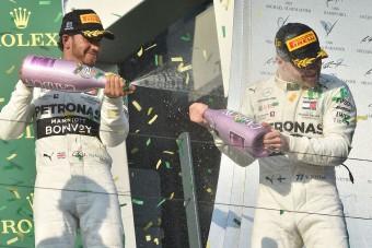 F1: Hamilton sejti, miért volt lassú