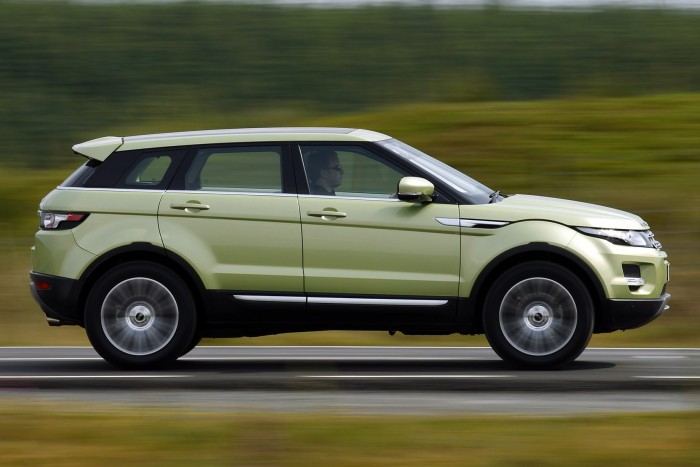 Pert nyert a dizájnját másoló kínai autógyár ellen a Range Rover 6