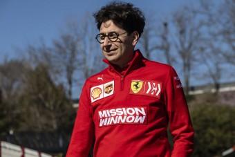 F1: Majdnem felmondott a Ferrari-főnök
