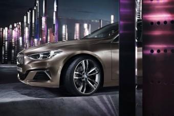 Ezért lesz elsőkerék-hajtású a BMW 1-es