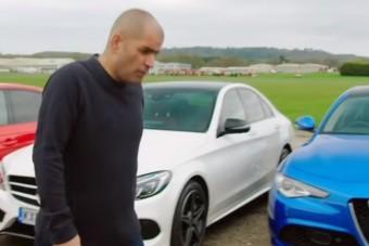 Chris Harris villámgyorsan megmondja, milyen autót vegyél