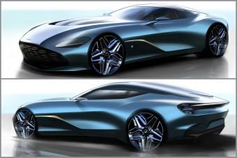 Újabb Zagato-csodát épít az Aston Martin
