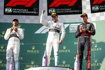 F1: Hamilton komoly ellenfélnek érzi a Red Bullt