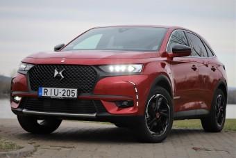 Citroën, de nagyon másként: DS 7 Crossback teszt
