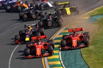 Itt az új F1-es sorozat bemutatójának dátuma