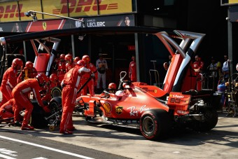 F1: Ennél több van a Ferrariban!