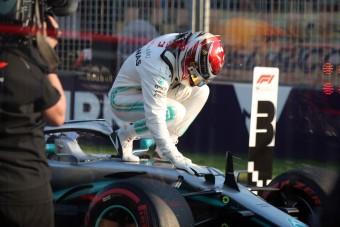 F1: Hamilton az időmérőn is megállíthatatlan