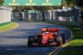 F1: Idén sem lesz bajnok a Ferrari