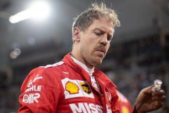 Verstappen: Vettelben nincs semmi varázslatos