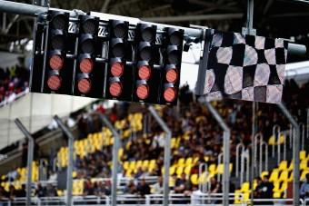 F1: Megoldódott a rajtlámpák problémája
