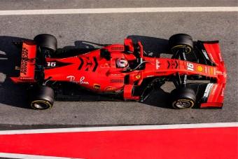 F1: Bahreinben visszatér a dohányszponzor