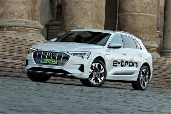 Igazi, elektromos luxus: Audi e-tron 55 quattro
