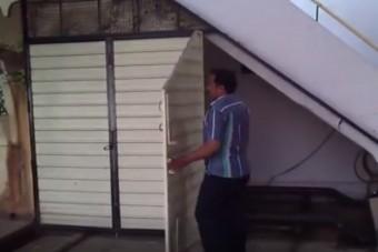 A garázs, amire nem elég a zseniális jelző