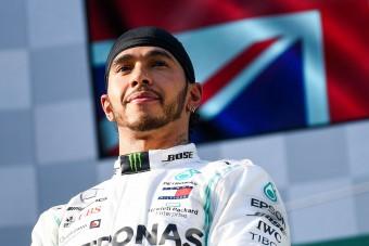 F1: Megvan, hogy sérült meg Hamilton autója