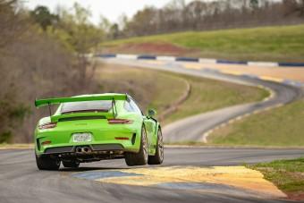Már megnézheted a 911 GT3 RS rekordot érő körét is