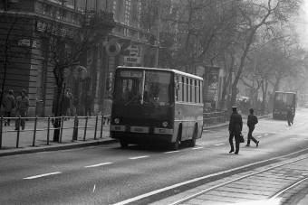 40 éve vezethetnek buszt a nők Budapesten