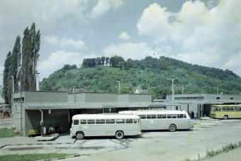 45 évvel ezelőtt nem lehettek koszosak a buszok