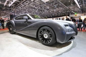 Az ember, akinek egy Rolls-Royce sem elég exkluzív