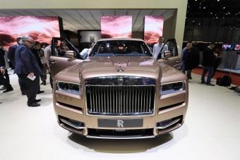 Meteoritszelet már van, elektromos hajtás még nincs a Rolls-Royce-ban