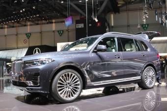 Sorba kell állni itthon a BMW luxusterepjárójáért