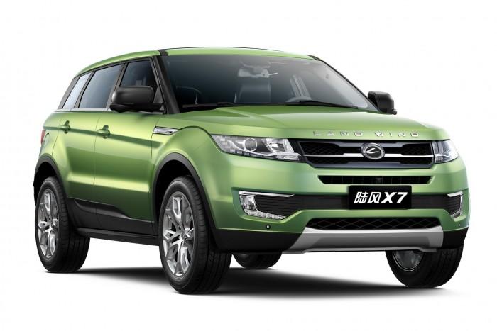 Pert nyert a dizájnját másoló kínai autógyár ellen a Range Rover 3