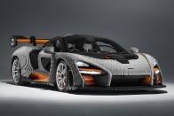 Itt a megfizethető árú, viselhető McLaren 1