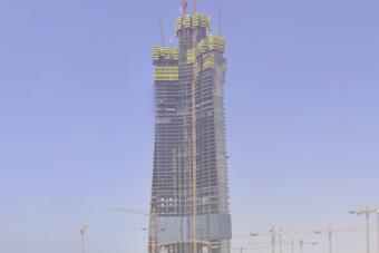 Akkora felhőkarcolót építenek az arabok, mint a Kékestető