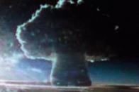 Eddig nem látott felvételen a pusztító Cár-bomba robbanása 1