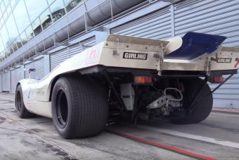 Ennyire durva Porsche versenyautó nem lesz már