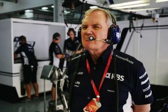 F1: Nagyágyút hívott segítségül a Williams