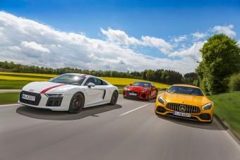 Mire megy a legvadabb Audi quattro nélkül?
