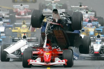 F1: A legemlékezetesebb pillanatok Ausztráliából