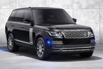 Izmosabb a páncélozott Range Rover
