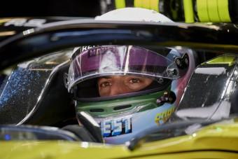F1: Ricciardo olyat mutat, amilyet még nem láttunk