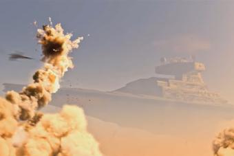 Hidegrázós videó vezeti fel az új Star Wars-filmet