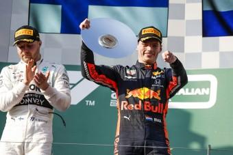 F1: A Merci szerint bajnoki kihívó lehet Verstappen