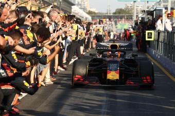 F1: A Red Bull a bajnoki címre hajt