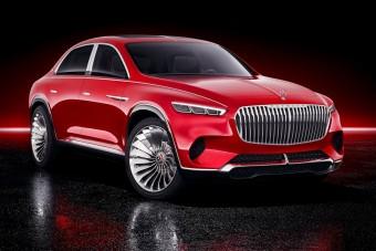 Megépíti brutális luxusterepjáróját a Mercedes