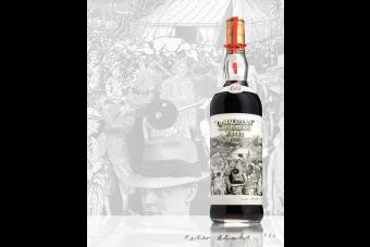 Irdatlan mennyiségű pénzért kelt el ez az üveg whisky