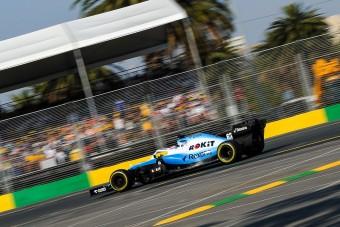 F1: A Williams csak tesztelni megy a futamokra