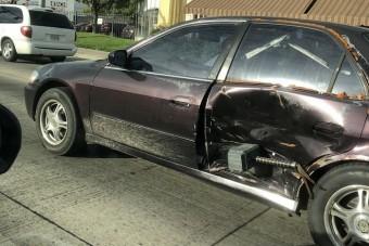 Ezek a képek bizonyítják, hogy egy törött autó is lehet menő