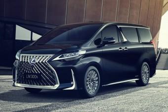 Közúti Jumbo Jet a Lexus új luxusautója