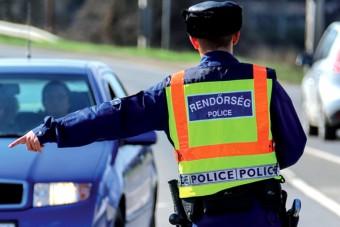 Soha ennyi gyorshajtót nem fogtak a rendőrök
