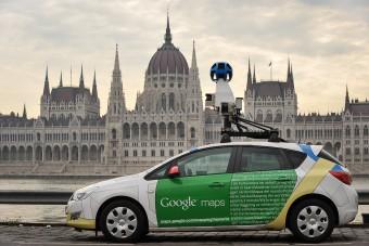 16 millió kilométert mentek a Google autói