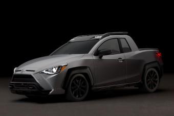 Parányi pickupot épít a Toyota