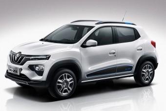 Elektromos városi terepjárót mutatott be a Renault