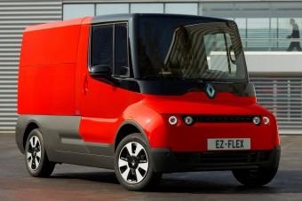 Elektromos mikrofurgonban gondolkodik a Renault