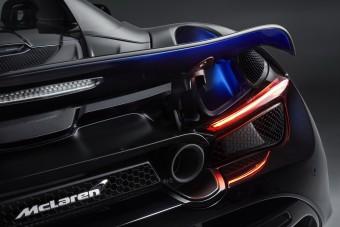 260 óra alatt hozták össze ezt a fényezést a McLarennél