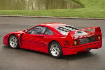 Enzo Ferrarinak ezt jelentette a cégautó