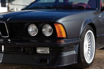 Elkap a 80-as évek, ha megnézed ezt az Alpina B7-est